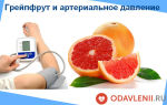 Грейпфрут и артериальное давление